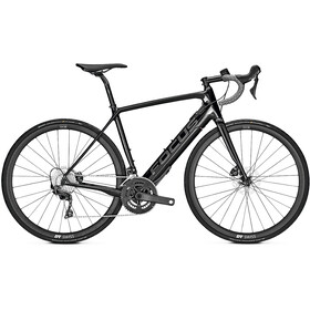 FOCUS Paralane² 9.7 E-bike Racer sort